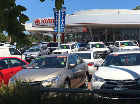 Toyota Car Dealer