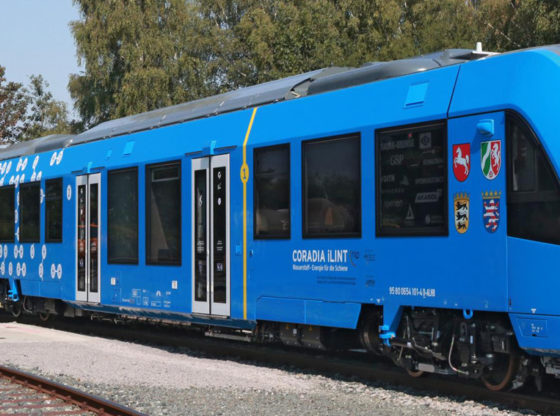 Alstom Coradia iLint